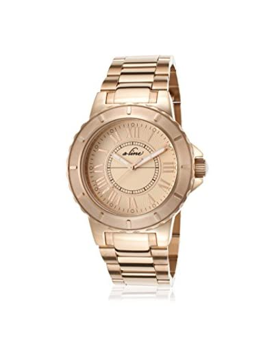 a_line Women's 20013-RG-99 Marina Rose-Tone Stainless Steel Watch