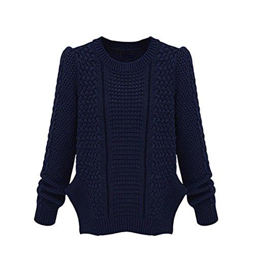 junke-women-casual-long-sleeve-knitwear-sweater-pullover-navy