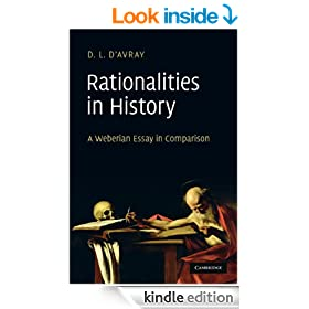 Rationalities in History: A Weberian Essay in Comparison