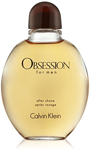 Obsession By Calvin Klein - 4 oz After Shave For Men