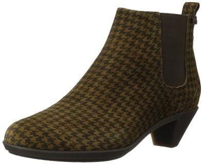 Camper Women's Agatha 46626 Ankle Boot,Medium Brown,36 EU/6 M US