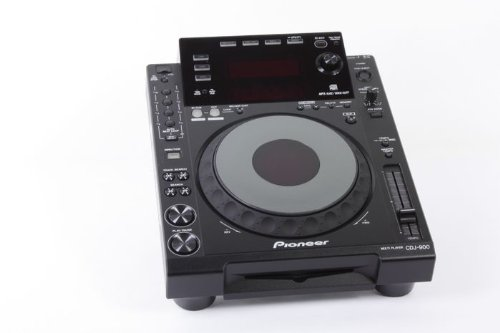Review Of Pioneer CDJ-900 Tabletop Multi Player