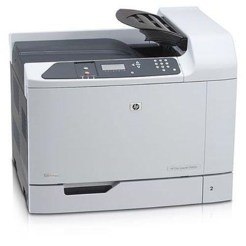 printers reviews: HP Color LaserJet CP6015n - Printer - colour