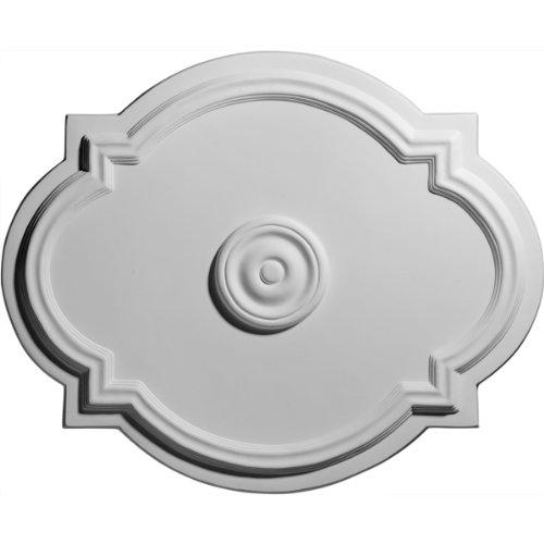 Waltz Ceiling Medallion - 21.25W x 17.375H in.