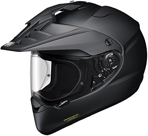 Shoei Hornet X2 Matte Black SIZE:XLG Full Face Motorcycle Helmet