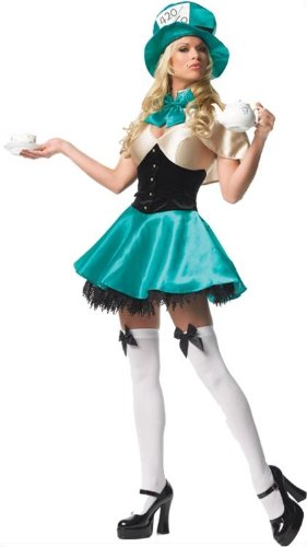 Tea Party Hostess Costume - Small - Dress Size 4-6
