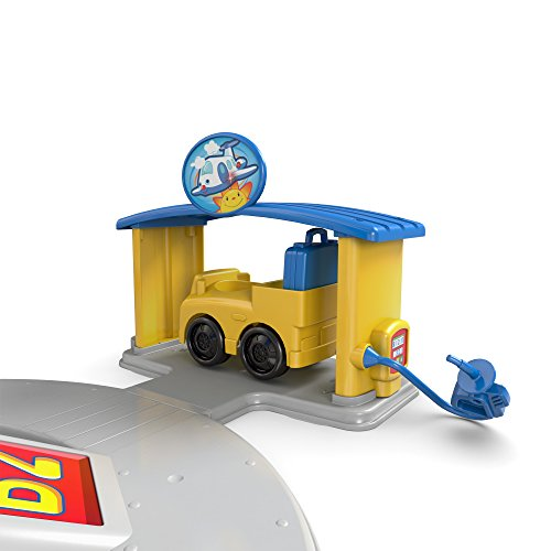 Fisher-Price Little People Spinnin' Sounds Airport