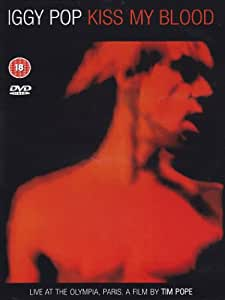 Iggy Pop - Kiss My Blood [DVD] [2007]