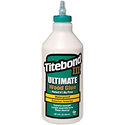 Franklin International 1415 Titebond III Ultimate Wood Glue, 32-Ounce Bottle