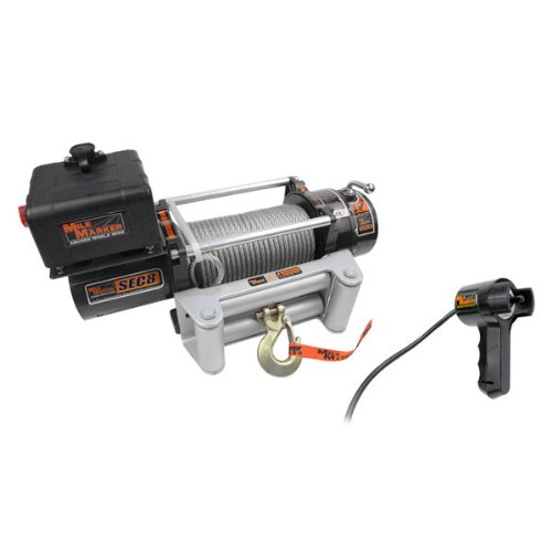 Mile Marker 7750141 8000 lbs Electric Winch