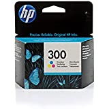 HP Envy 120 e-All-in-One -Original HP CC643EE / Nr 300 - Color Ink Cartridge -