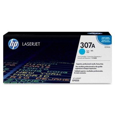 HEWLETT PACKARD HP Cartouche laser Cyan CE741A