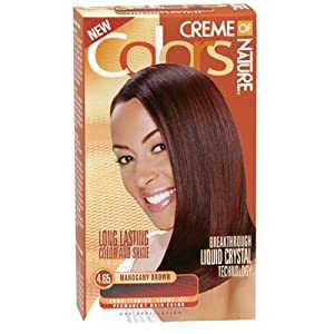 creme of nature hair dye instructions