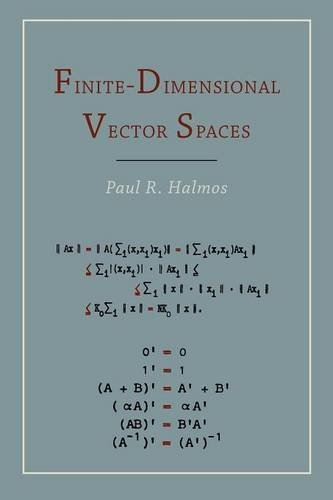 Finite Dimensional Vector Spaces