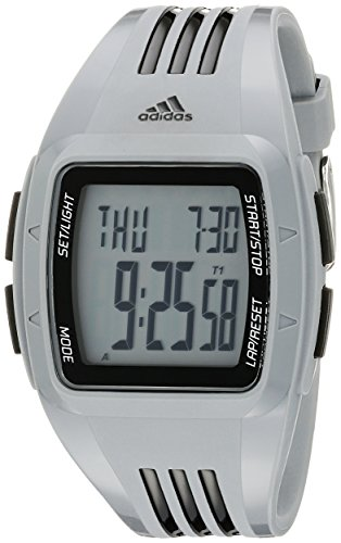 adidas Unisex ADP3173 Duramo Digital Display Analog Quartz Grey Watch