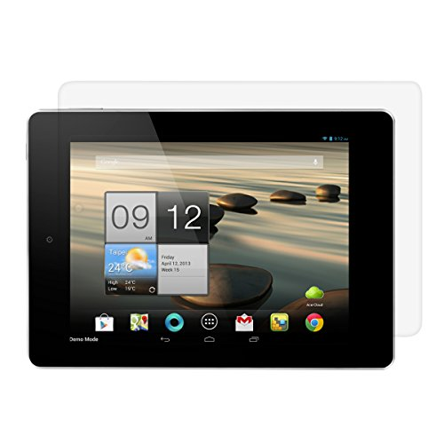 kwmobile Folie für Acer Iconia A1-810 / A1-811 - klare Tablet Displayschutzfolie Crystal Clear Displayschutz kristallklar Displayfolie Schutzfolie