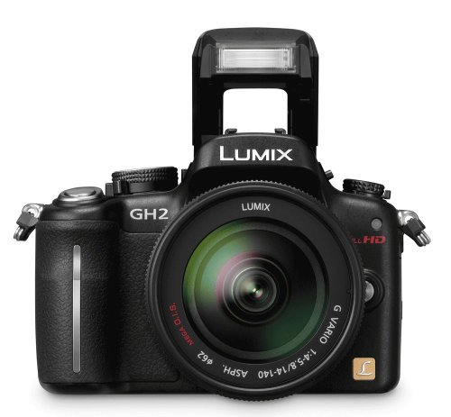 Panasonic Lumix DMC-GH2KEB-K Digital Camera