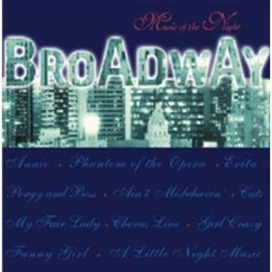 Broadway - Music of the Night by Brian Withycombe Ensemble and Brian Withycombe