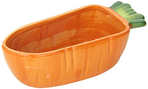 Kaytee Vege-T-Bowl, Carrot, 22-Ounces