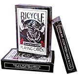 Bicycle Black Tiger Playing Cards by Ellusionist - High Quality Finish