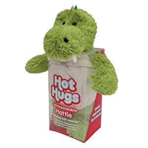 Aromatherapy Animal Pillow : Amazon.com: Aroma Home Aromahome Green Dinosaur Aromatherapy Lavender Insert Hot Hugs Hottie ...