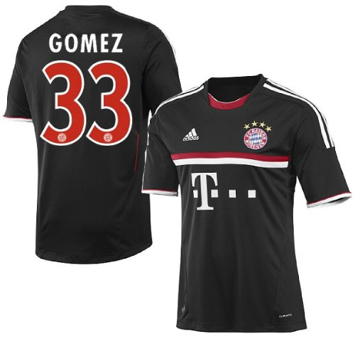 Official Adidas Bayern Third Gomez jersey