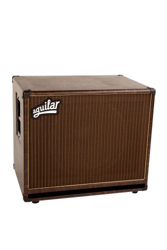 Aguilar DB 115 Bass Cabinet, 8 Ohm, Chocolate Thunder