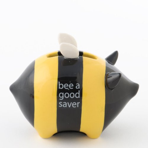 Bee a Good Saver Bank - 1