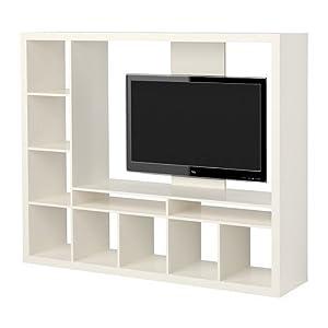 Amazon.com - Ikea Expedit Entertainment Center Tv Stand up