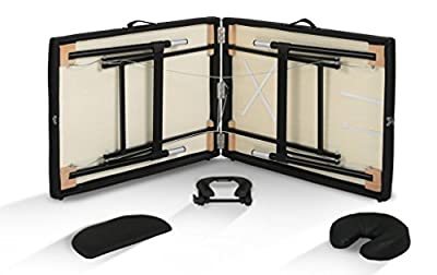 Lightweight and Effortlessly Portable Salon SPA Massage Table