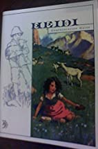 Heidi Comprehension Guide by Veritas Press