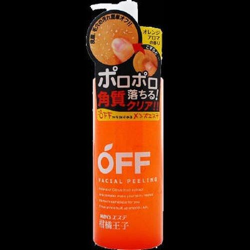 柑橘王子 フェイシャルピーリングジェルN アロマオレンジの香り 200mlティクスローランド