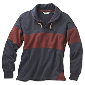 Buy Orvis Mens Light-heavyweight Sailing Rugby Shirt Light-heavyweight Sailing Rugby by Orvis