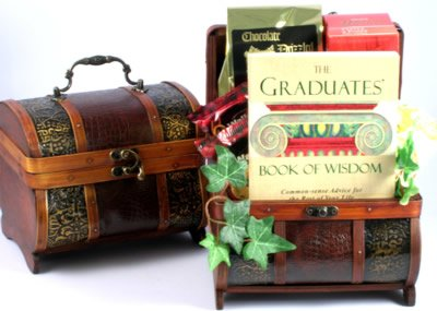 Graduation and Beyond: Graduation Gift Basket