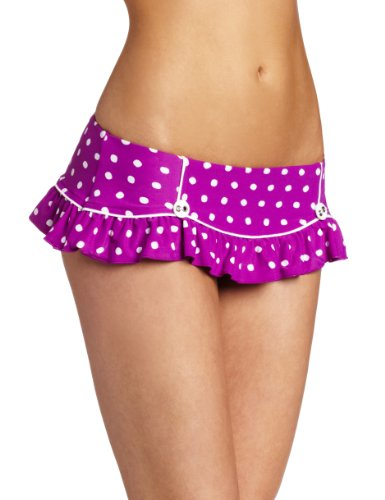 Seafolly Women's La Vita Skirted Pant, Orchid, 6