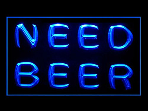 C B Signs Addicted Need Beer Led Sign Neon Light Sign Display