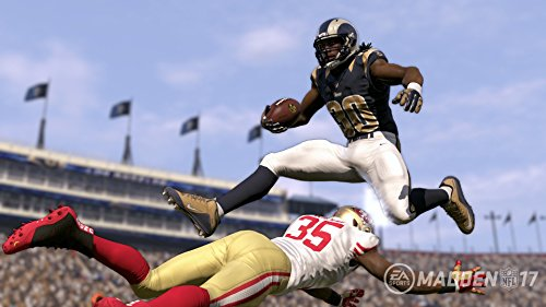 Madden NFL 17  screenshot