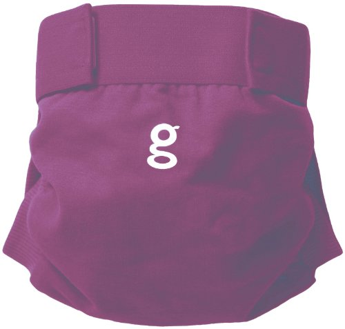 Gdiapers Gpants - Groovy Grape - Small