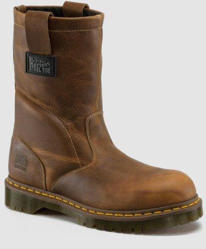Dr. Martens Men's Icon 2295 Boot,Tan,7 UK/8 M US