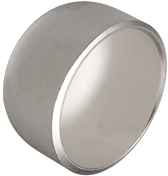 Stainless Steel 316/316L Butt-Weld Pipe Fitting, Cap, Schedule 10