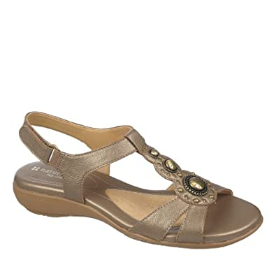 Amazon.com: Naturalizer Women's Carlita Huarache Sandal: Shoes