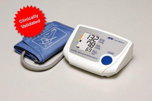 A&D UA 767 Plus Automatic Blood Pressure Monitor