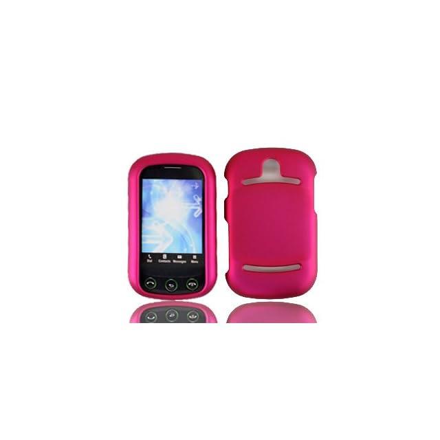 For At&t Pantech Pursuit 2 P6010 Accessory   Pink Hard Case Proctor Cover + Lf Stylus Pen