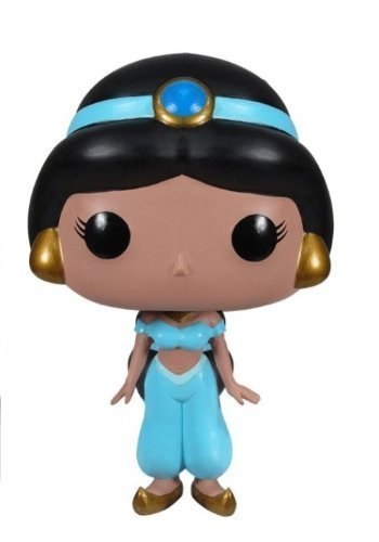 Funko POP Disney Series 5: Jasmine Vinyl Figure by Funko - 1