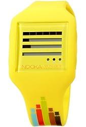 Nooka Unisex SB-ZUB-ZENH-20-SE SpongeBob Zub ZenH Spongelevator Watch