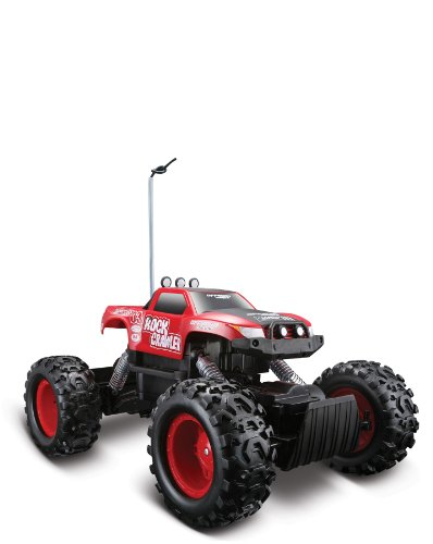 Maisto R/C Rock Crawler (Colors May Vary) front-30480
