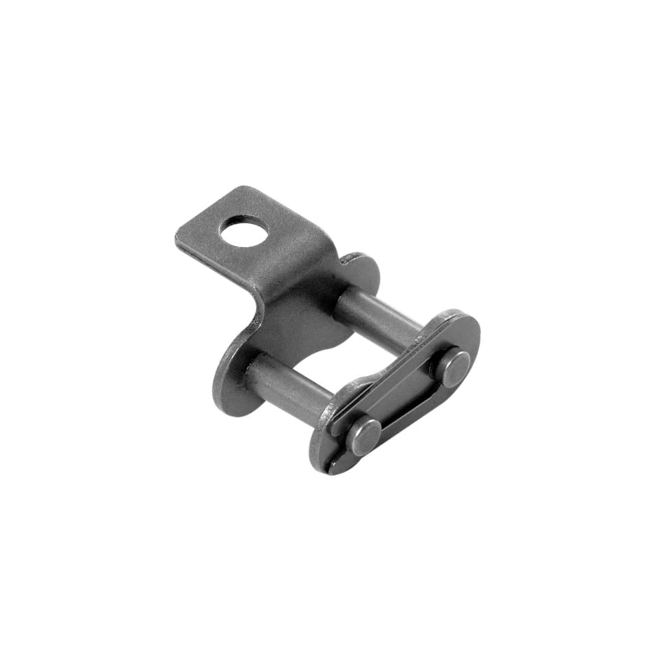 Chain connecting link type 11 / E with bent attachments 16 B 1 K1 attachments slim version on one side