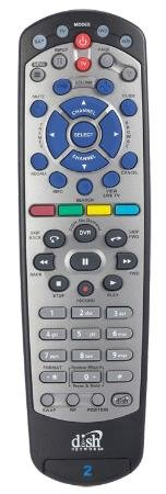 Remote Control IR/RF for Dish Network With Headphones