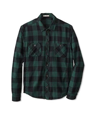 Alternative Men's Timbers Wool Flannel Shirt