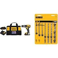 DEWALT DCD785C2 Hammer Drill/Driver Kit Bundle